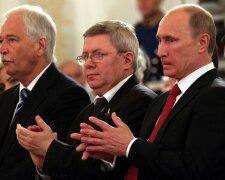 Торшин, Путин, Грызлов