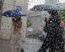 весна дождь погода