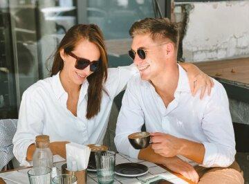 Остапчук и жена Кристина. Фото: скриншот Instagram
