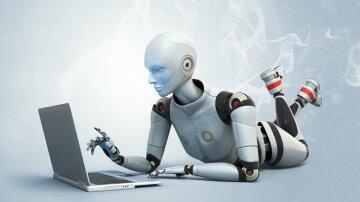На замену журналистам пришли роботы