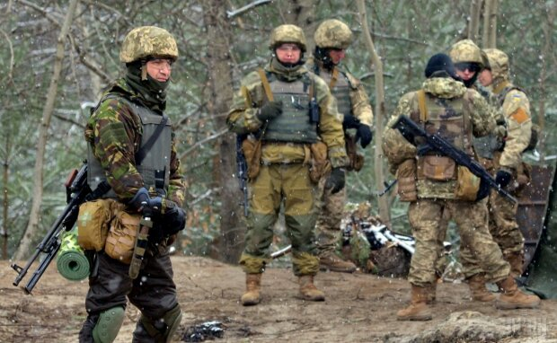 УНИАН, армия, Донбасс, АТО
