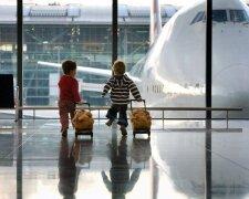 с детьми за границу, путешествия, загранпаспорт