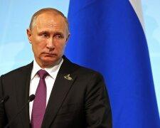 Путин-грустный