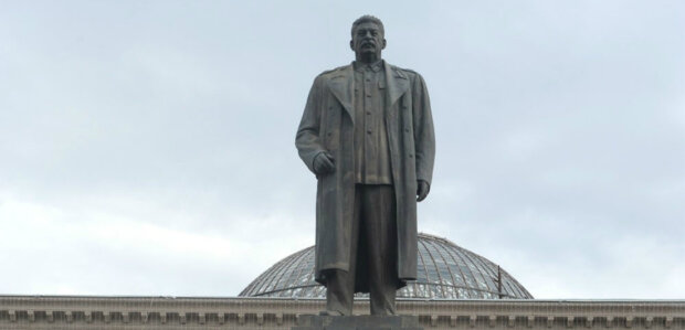 сталин памятник монумент