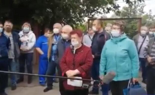 """Российские врачи возмутились отсутствием """"премий"""" за Донбасс, видео: """"обещали с 2014 года"""""""