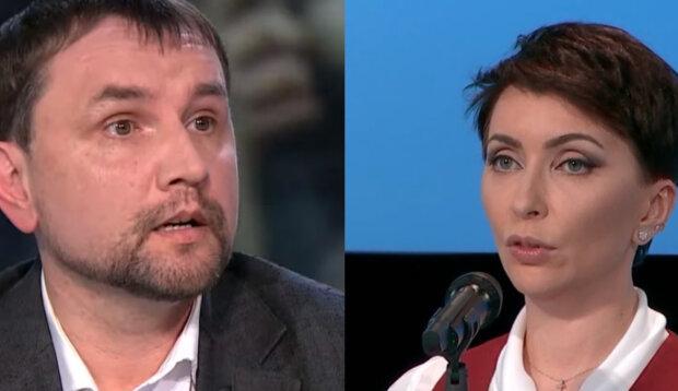 """""""Закриєте свій рот"""": Лукаш і Вятрович люто зчепилися в прямому ефірі через Майдан"""