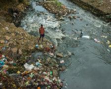 Ганг индия загрязнение река