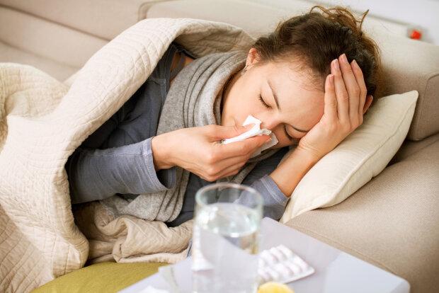 грипп,простуда,