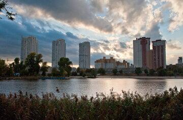Киев озеро тельбин
