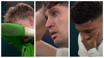 """Гравці збірної Англії зривали з себе медалі після поразки у фіналі: """"Як негарно"""""""