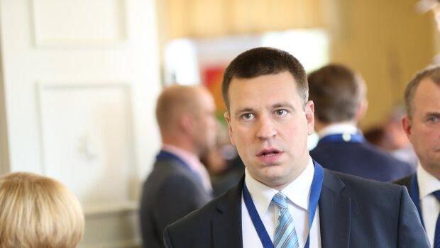 премьер Эстонии Юри Ратас
