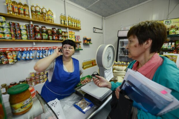 цены продукты