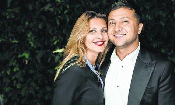 Нова перша леді України не стримала емоцій: яким був перший поцілунок з президентом, гарячі кадри