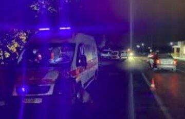 """Кинув машину і біг з """"підбитою"""" ногою: під Одесою п'яний водій позбавив життя людину і втік"""