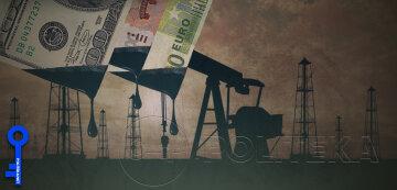 Нефть коллаж