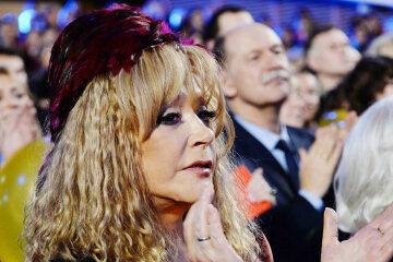 Jubilee concert of singer Kristina Orbakaite in Moscow