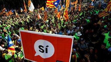 Каталония, референдум