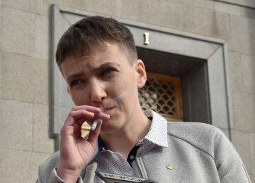 Что с нее взять, кроме анализов: Савченко взбудоражила сеть новой выходкой