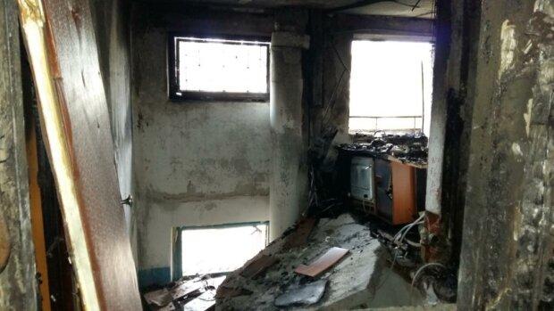 На Дніпропетровщині пролунав вибух у багатоповерхівці (фото)