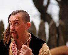 козак українець оселедець