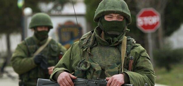 российские военные армия