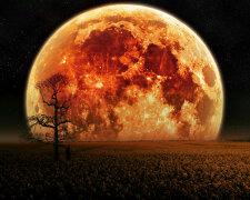 гороскоп, луна