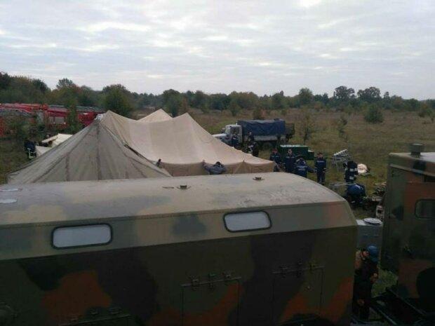 Калиновка-оперативный штаб