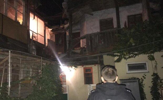 В Одесі обвалився ще один будинок: кадри і подробиці НП