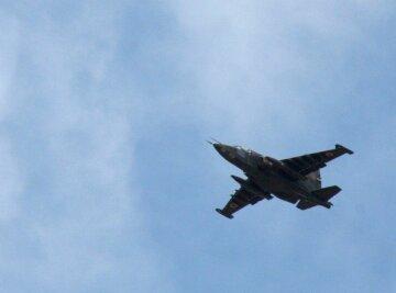 Военный самолет Украины