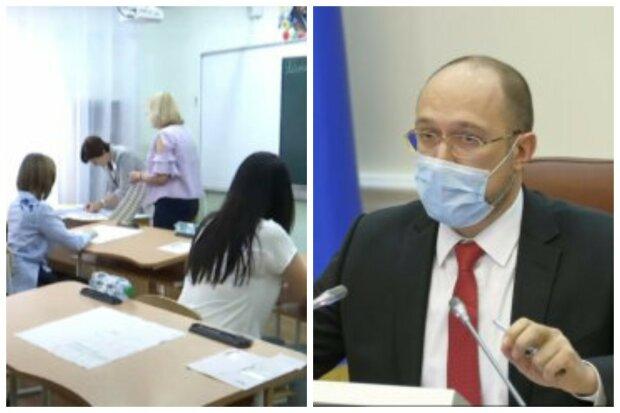 """В школах с 1 сентября вводят новые правила, Шмыгаль озвучил детали: """"дети будут учиться..."""""""