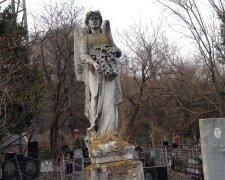 Хэллоуин, Байковое кладбище