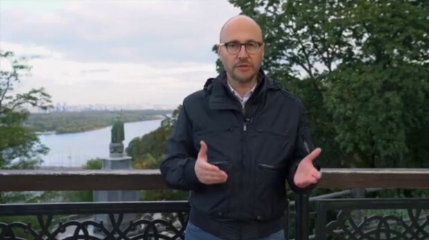 Сергій Гусовський закликав киян подбати про себе і прийти 25 жовтня на виборчі дільниці
