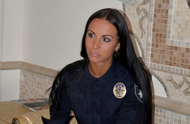 """""""С такой нищенской зарплатой?"""": самая красивая полицейская Украины усомнилась в курсе на Европу"""
