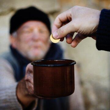 Порог бедности