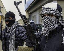 террористы, сирия, боевики