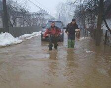 Закарпатье, наводнение
