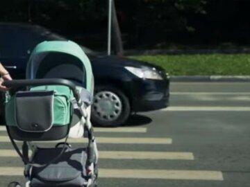 Сбил коляску с 4-месячным младенцем и сбежал: первые детали ЧП на украинской трассе