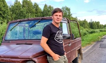 """Комаров пострадал на съемках """"Мир наизнанку"""", на лице не осталось живого места: """"Бедный"""""""
