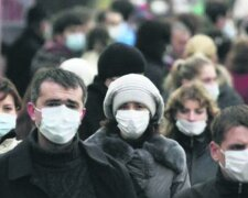 грипп, эпидемия