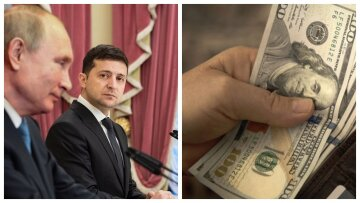 Зростання долара, проблеми з виплатами і несподівана реакція Путіна на Зеленського – головне за ніч