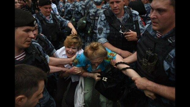 митинг в москве 27.07