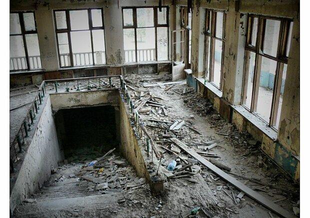 киев, заброшенные, стройка, незавершенные, больница, высотка,