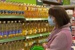 магазин, супермаркет, продукти, соняшникова олія