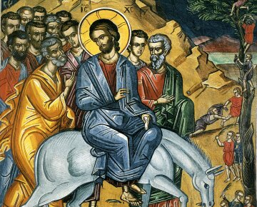 В УПЦ рассказали о духовном смысле Лазаревой субботы и Входа Господня в Иерусалим