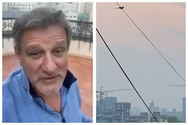 Пальчевский под ядовитым облаком рассказал, как Кличко поиздевался над киевлянами: «Печем пасочки»
