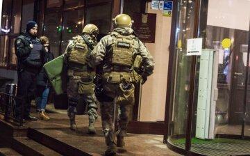 спецназ полиция