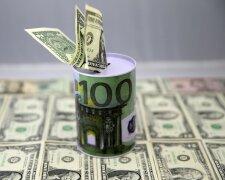 деньги, доллары, евро