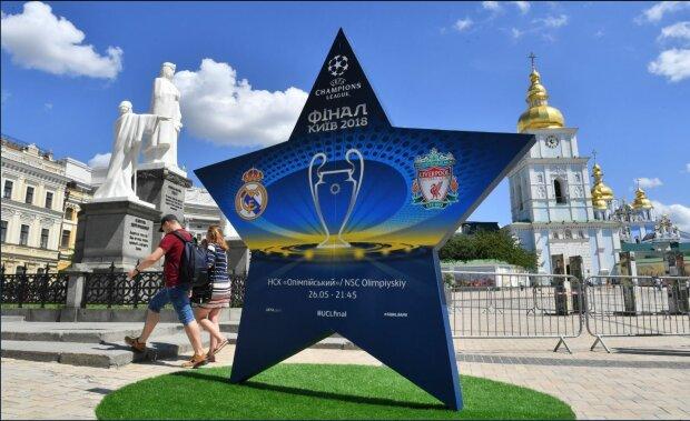 финал лиги чемпионов 2018 киев фан-зоны