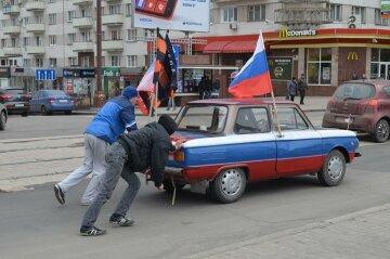 россия, запорожец