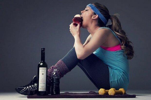 тренировки, продукты, жор после тренировки